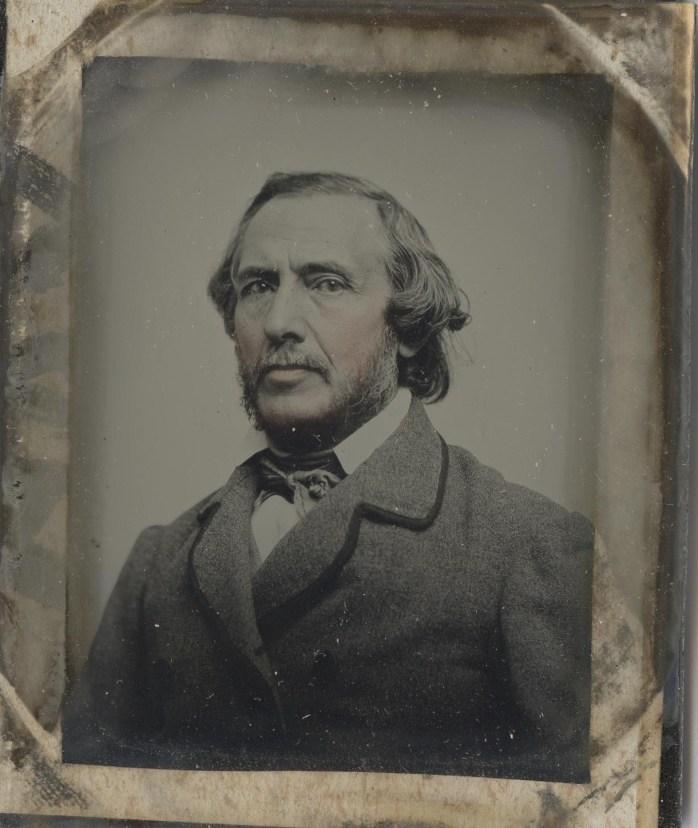 John Stevenet Clow (Aug. 12, 1810 - Mar. 13, 1892: Father of Richard Headley Clow