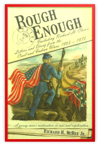 A uniques personal history of the last months of the Civil War and the life of a young man as he then continues his military career and then moves on to the Deadwood Gold Rush.